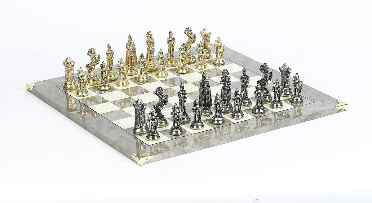 Victorian Superior Chess Set