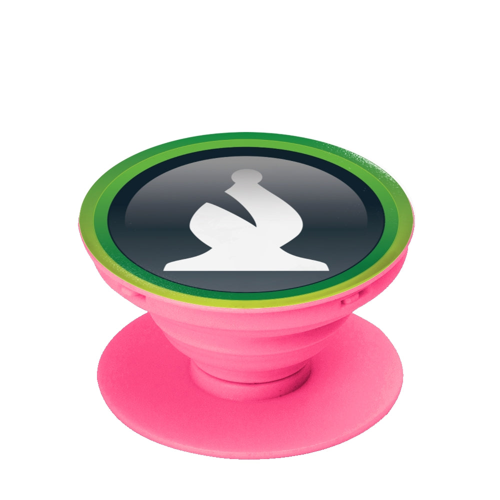 Bishop pop socket, collapsible Grip And Stand for Phones & Tablets
