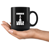 Chess like a Boss - Ceramic Mug