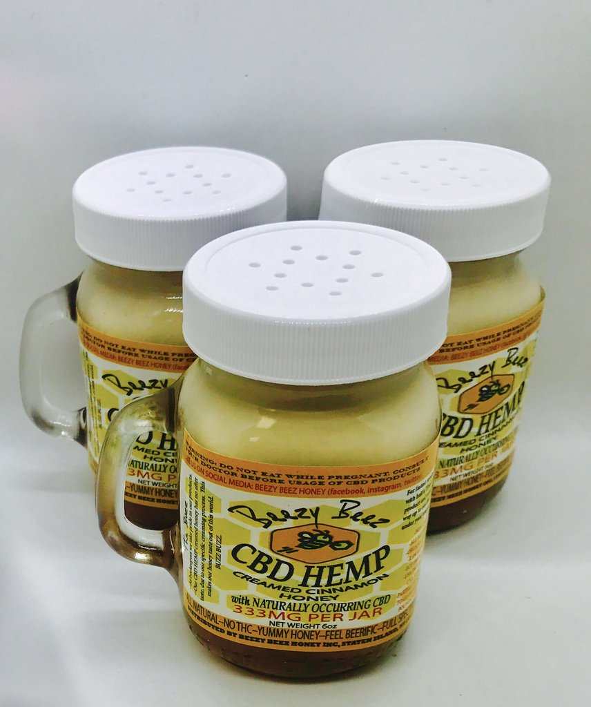 CBD Infused Honey: Why You Need to Try It – Beezy Beez Honey