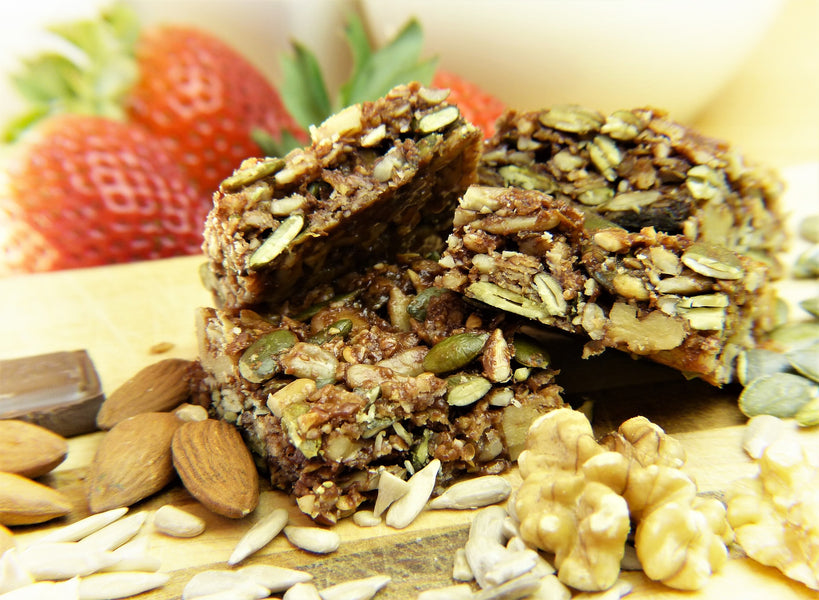 Honey Energy Bar Recipe