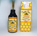 500mg Red Ginseng/Royal Jelly Whole Plant Full Spectrum Hemp Extract Oil