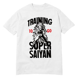 Dragon Ball Super Saiyan T-shirt