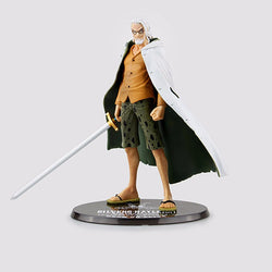 One Piece Figure Silvers Rayleigh Gol D Roger