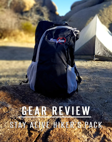 Gear Review: Stay Alive Hiker's Pack