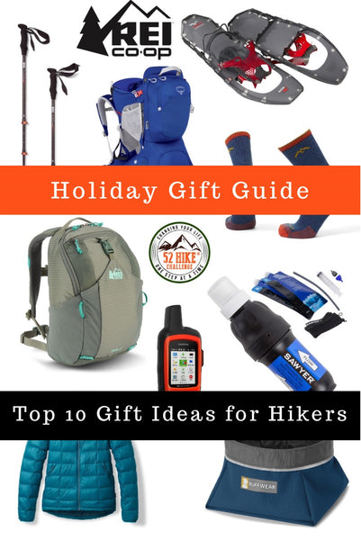 Hiking Gift Guide: Top 10 Gifts For Hikers You Can Find At REI