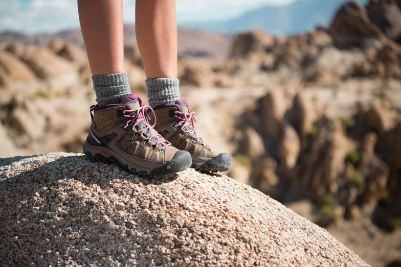 Review: Keen Targhee III MID Waterproof Hiking Boots