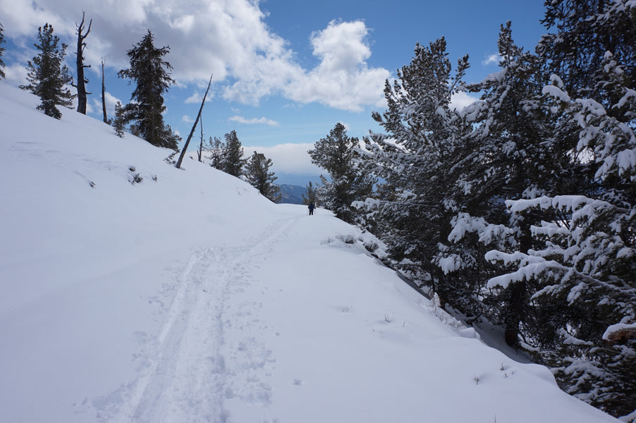 Hiking in the Snow Safety Tips: What is an Ice Axe and Crampons?