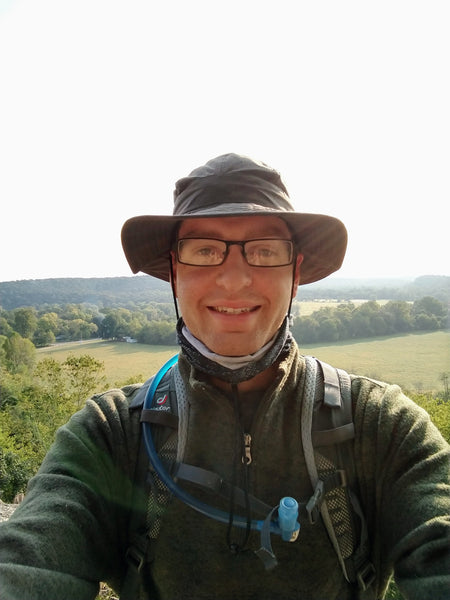 Finisher Feature - John Hanson: Hiking with Intention