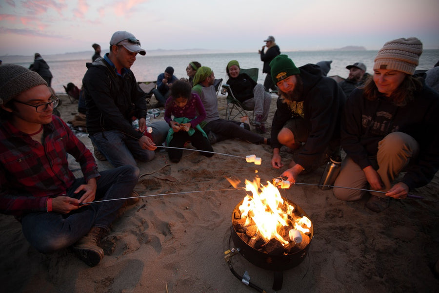 Get Grounded at REI Coronado Campout: Kayak, Yoga, SUP & S'mores!