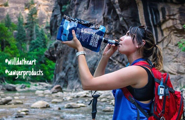 Hydrated Hiking: Why YOU Need A Sawyer Water Filtration System On The Trail