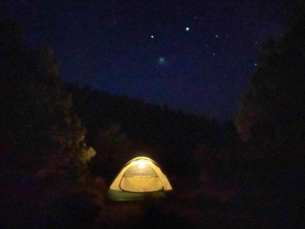 Leave No Trace While Camping