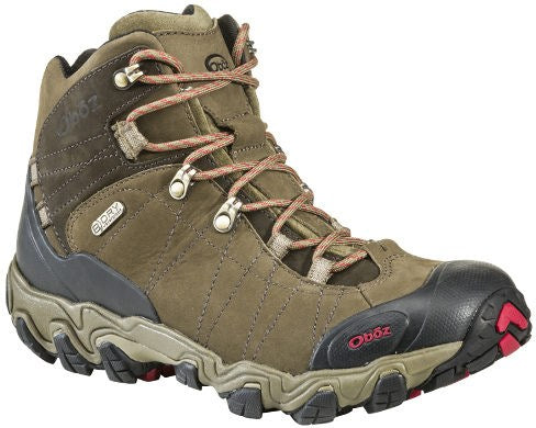 Oboz Bridger Hiking Boots - Best Hiking Boots For Men