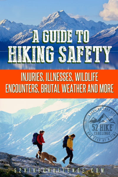 A guide to hiking safety