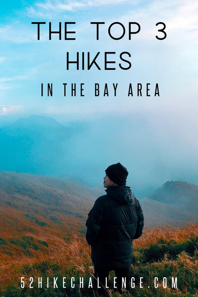 best hikes in the bay areas
