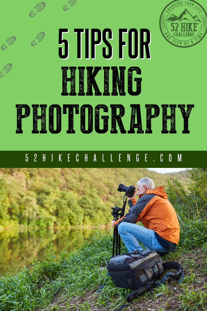 5 tips for hiking photography