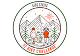52 Hike Challenge Kids Series Printables Only