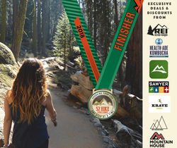 2018 Finisher Medal & Coupon Pack