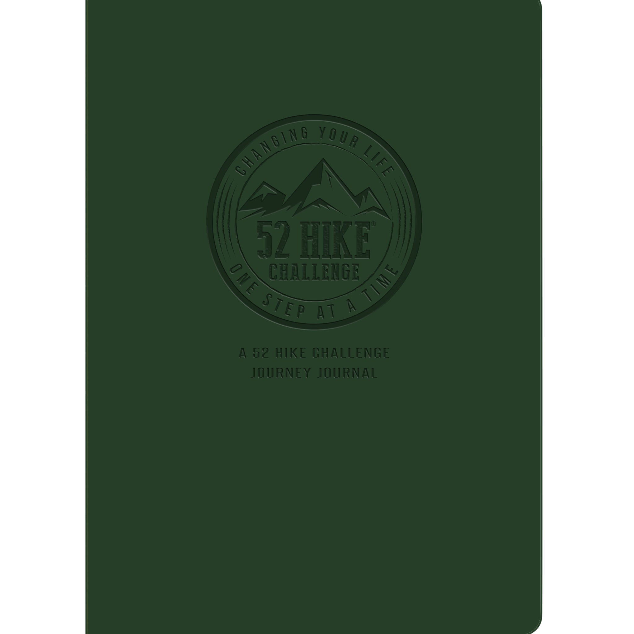 52 Hike Challenge Journey Journal