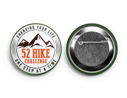 52 Hike Challenge Buttons
