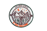 52 Hike Challenge Explorer Series 2020 Patch