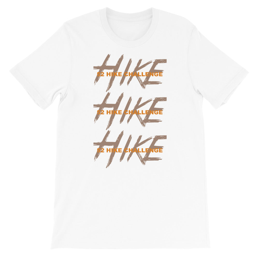 Triple Hike Short-Sleeve Unisex T-Shirt