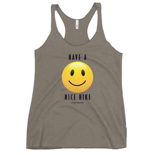 Have A Nice Hike Women's Racerback Tank