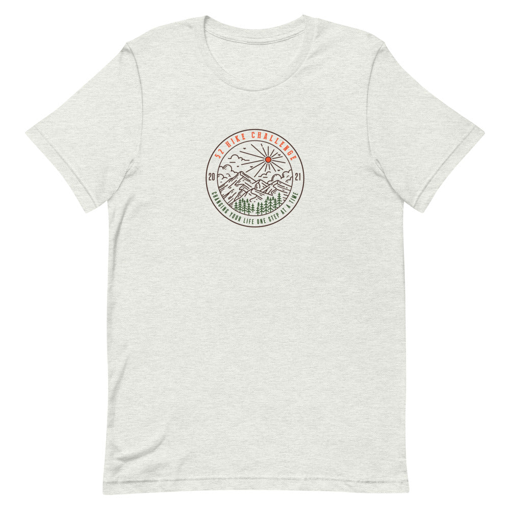 2021 Limited Edition 52 Hike Challenge Short Sleeve Tee