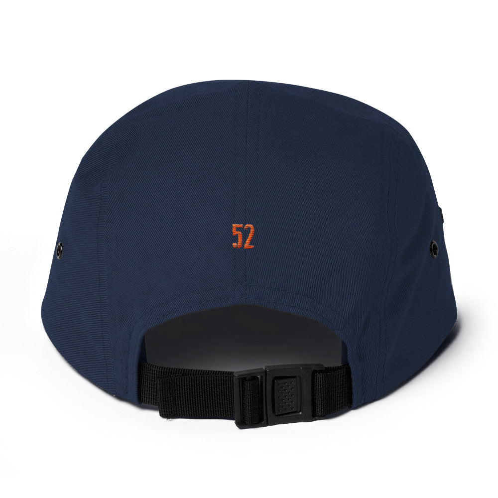 52 Logo Tree Five Panel Cap