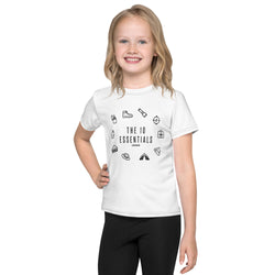 The 10 Essentials Girls T-Shirt