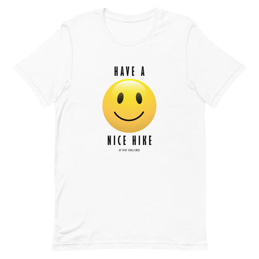 Have A Nice Hike Unisex Jersey T-Shirt Short-Sleeve Unisex T-Shirt