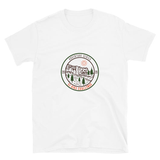 Adventure Series Limited Edition Short-Sleeve Unisex T-Shirt