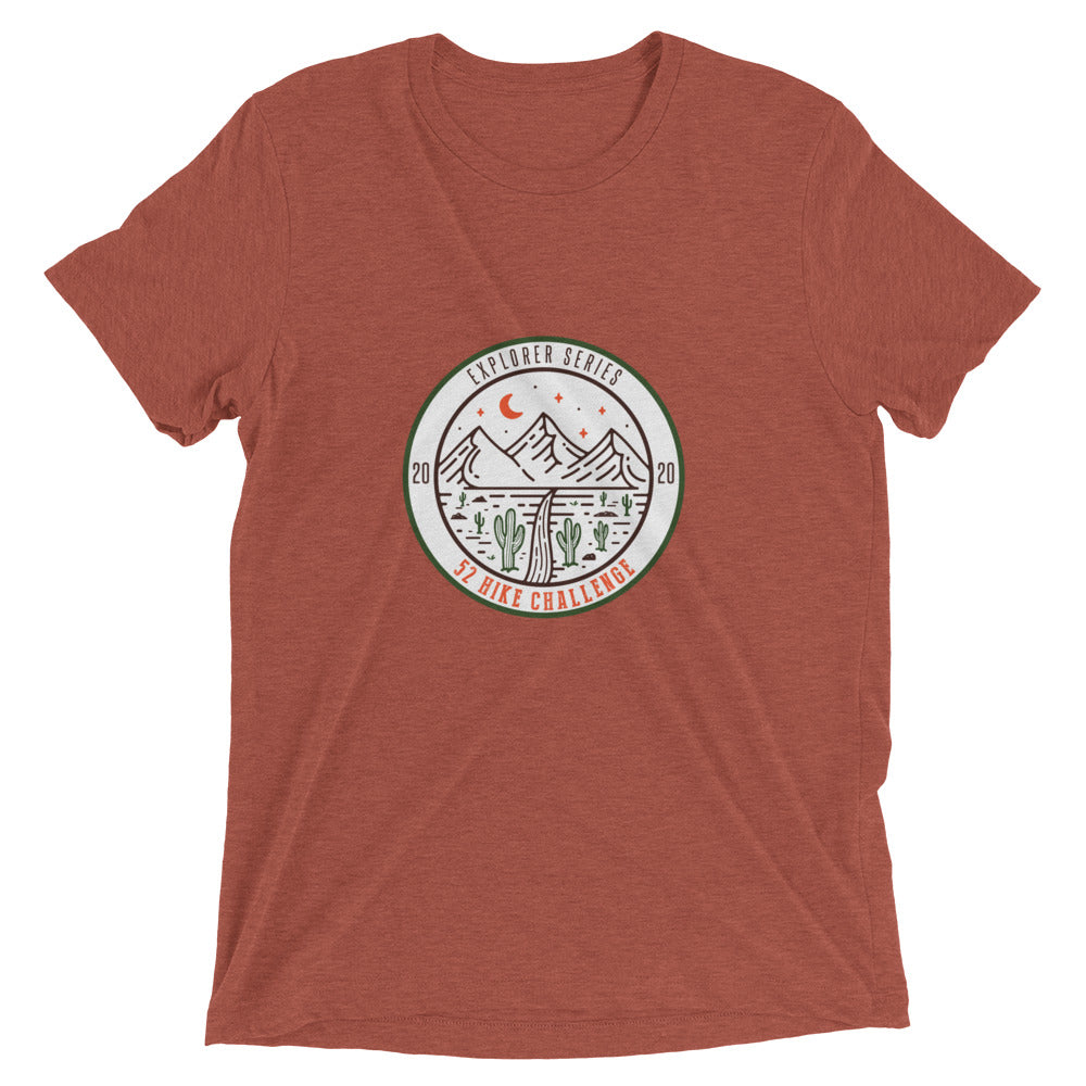 2020 Limited Edition 52 Hike Challenge Explorer Series Short Sleeve Tee
