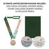 2021 52 Hike Challenge Limited Edition Logo Packages