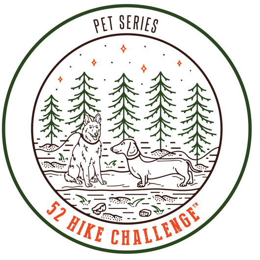 52 Hike Challenge Pets Series Starter Package