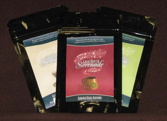 Southern Serenade Tea Party Pack - tea sample