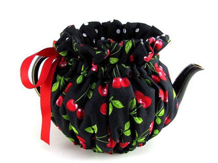 Cherries Tea Cozy TEST