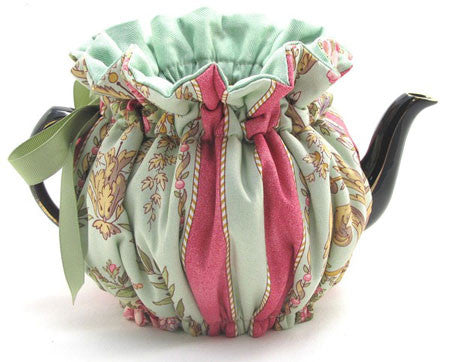 Roses and Mint Tea Cozy