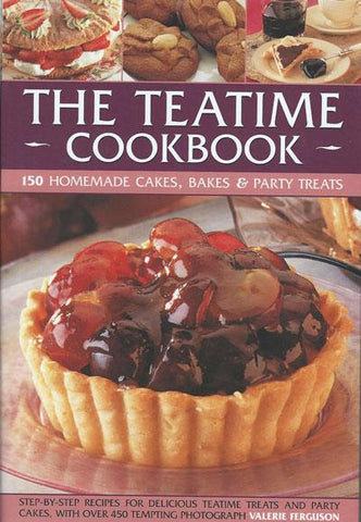 Teatime Cookbook