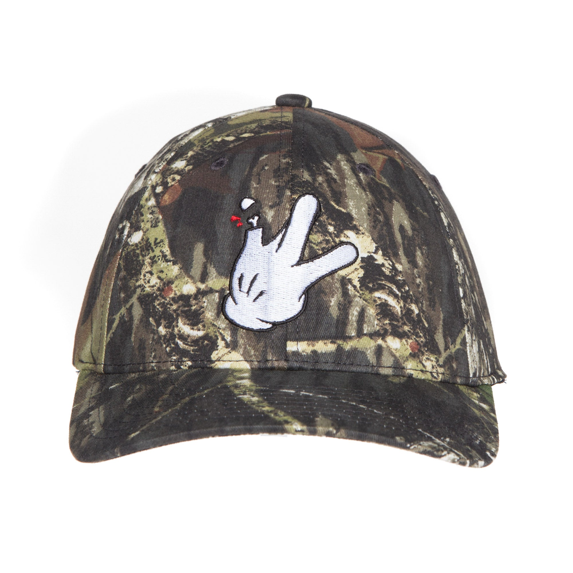 "Mosey Oak FlexFit RaceKraft ""Glove"" Trucker Hat - S/M"