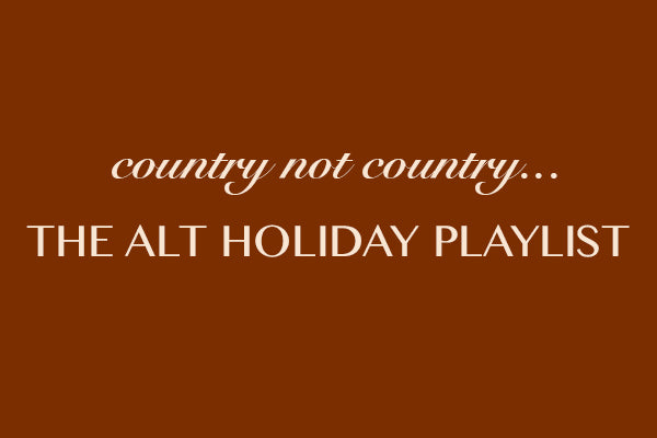 THE PLAYLIST: Country not country