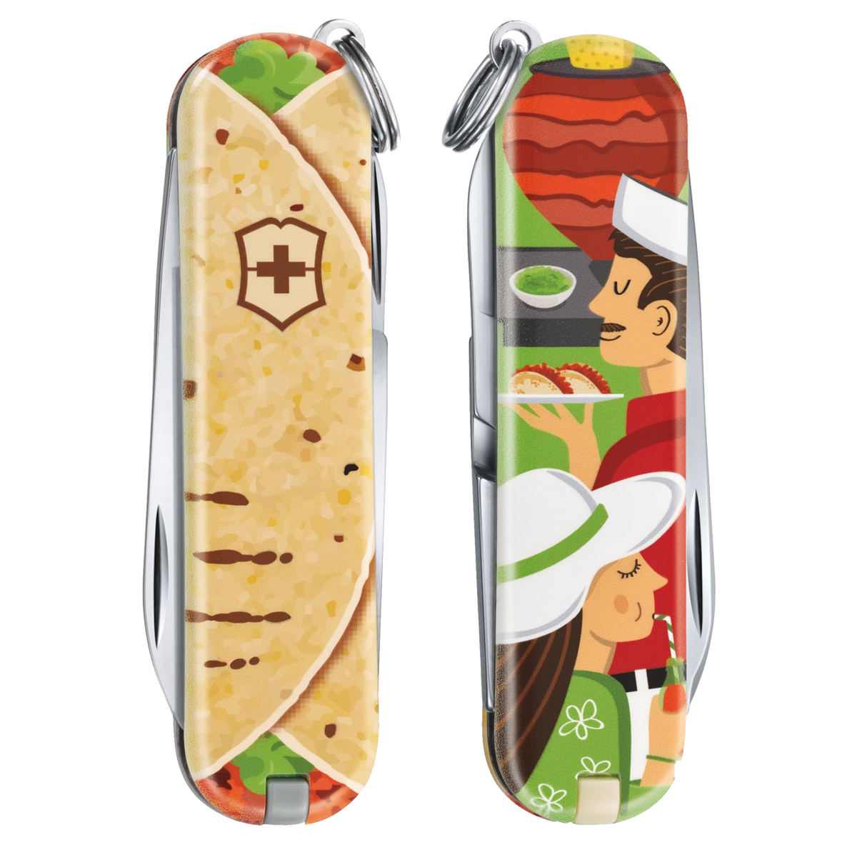 Victorinox - Small Swiss Army Knife - 2019 Tacos