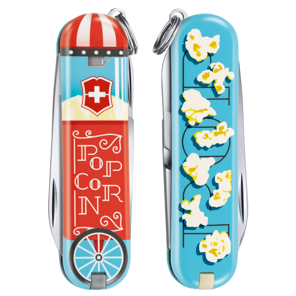 Victorinox - Small Swiss Army Knife - 2019 Let it Pop