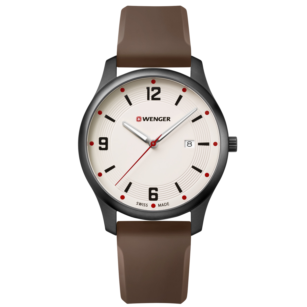 Wenger City Act - Beige Dial