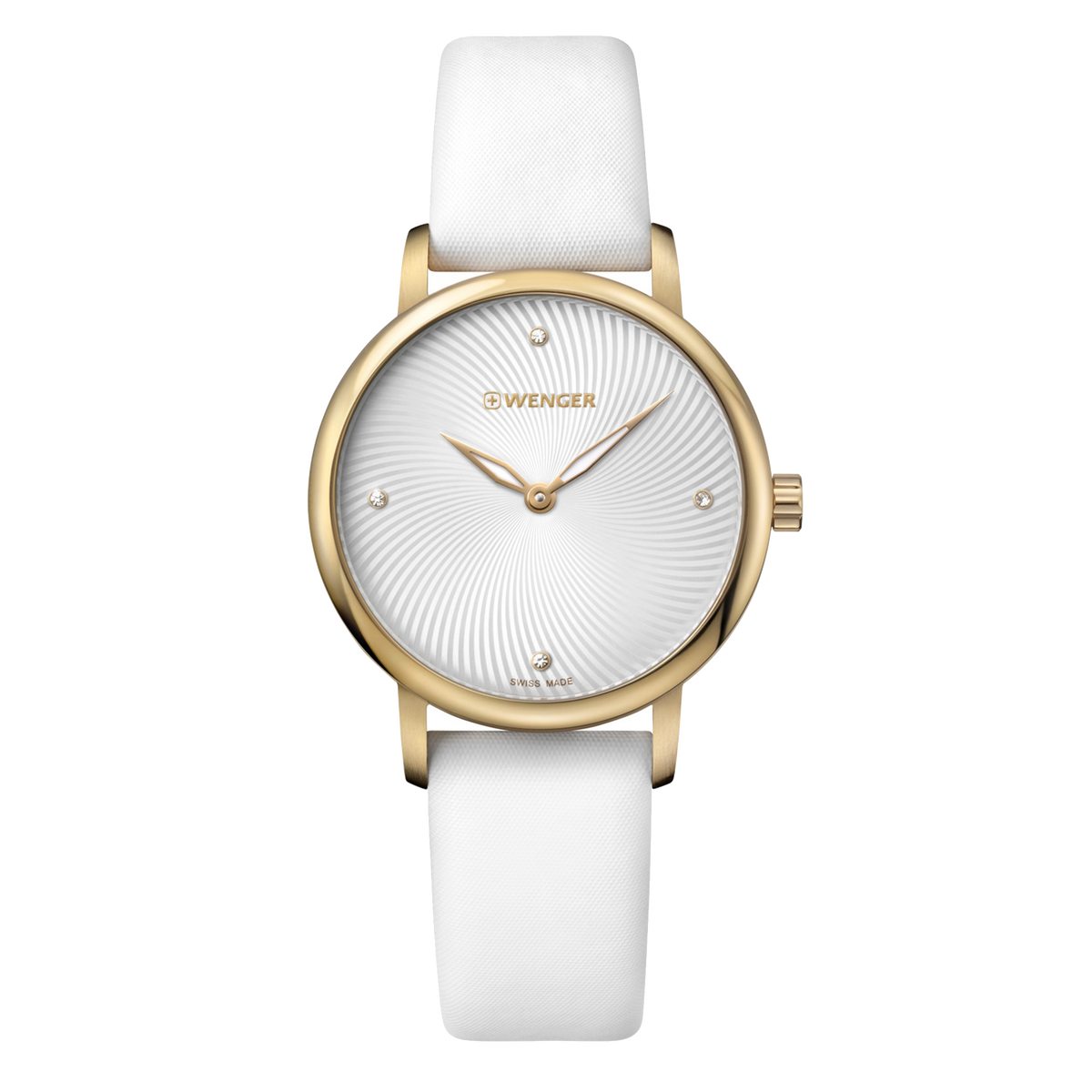 Wenger Urban Donnissima - Gold Tone