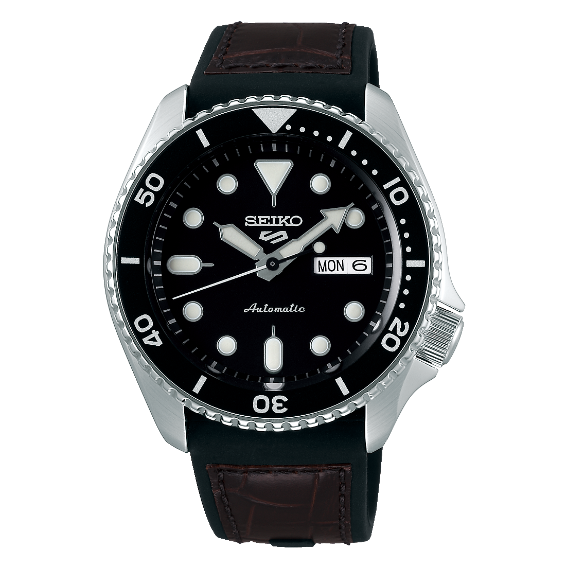 Seiko 5 Sport - Specialist Series With Black Dial