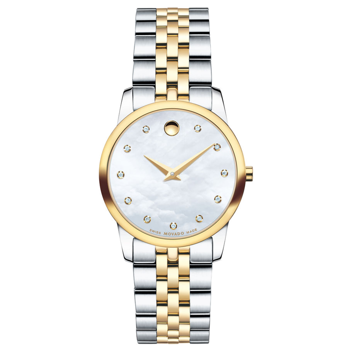 Movado Museum - 28mm Two-Tone