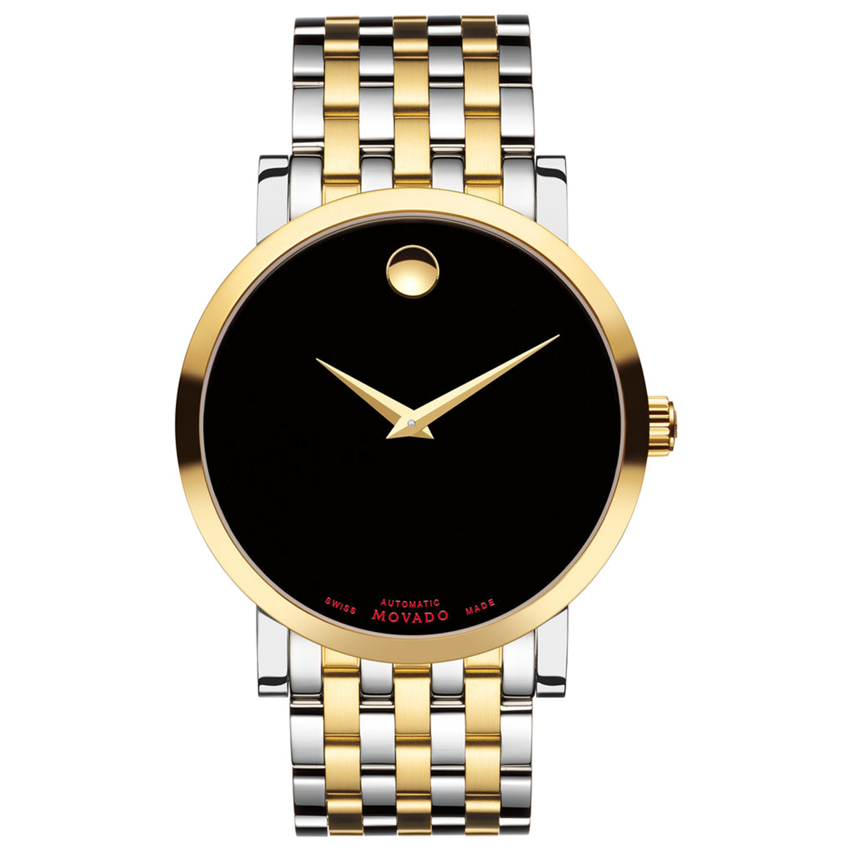 Movado Red Label - 2/T Automatic
