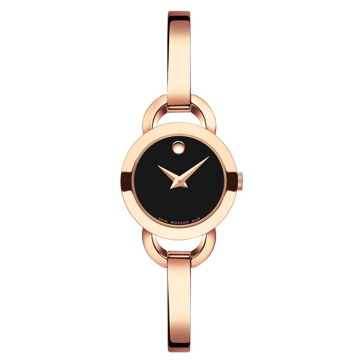Ladies Movado Rondiro - Rose Gold Tone