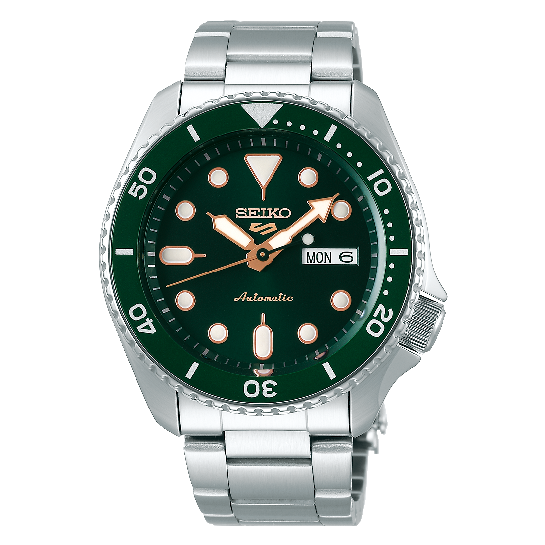 Seiko 5 Sport - Sport Series with Green Dial